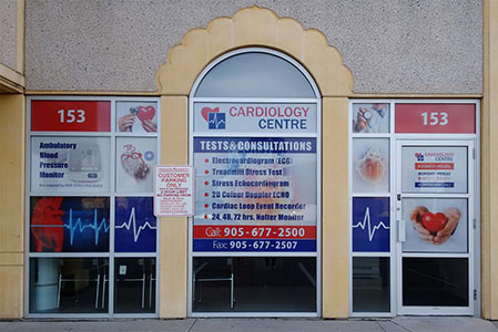 Mississauga cardiology tests